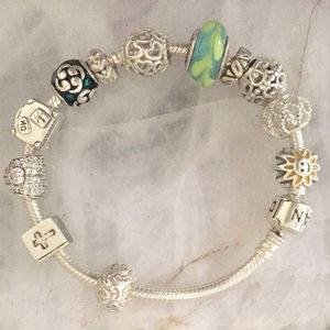 INDIVIDUAL Pandora Charms and/or Bracelet